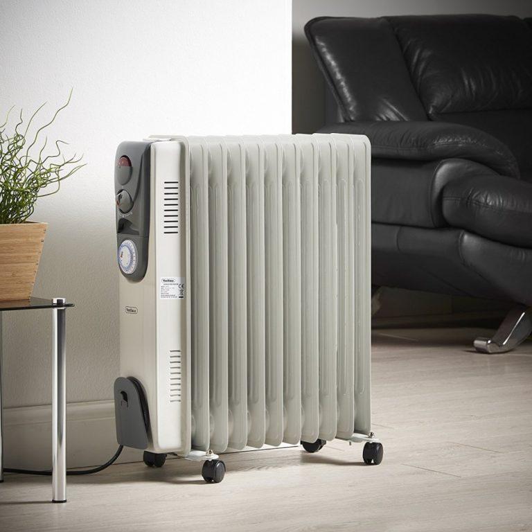 Radiator heater efficiency portable vehicle air compressor